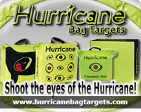 Hurricane Bag Targets